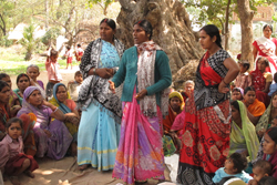 Women's Empowerment in Indian Villages